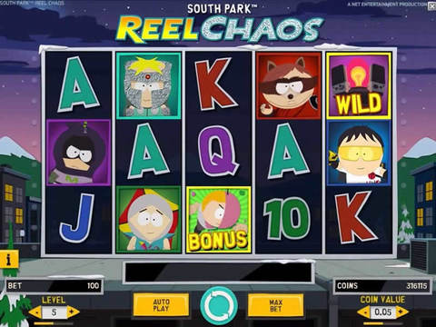 South Park Reel of Chaos Game Preview
