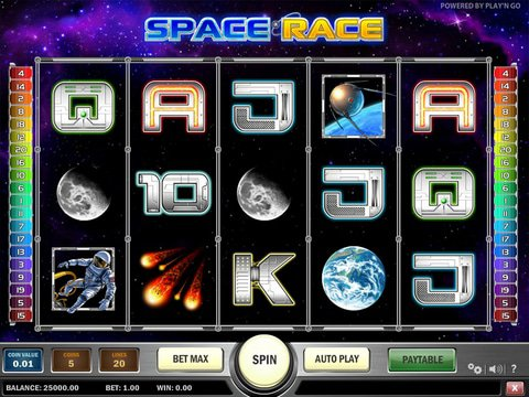 Space Race Game Preview