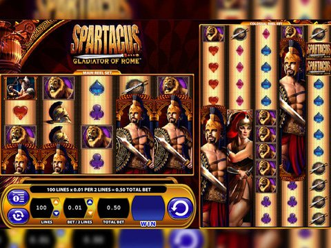 Spartacus Game Preview