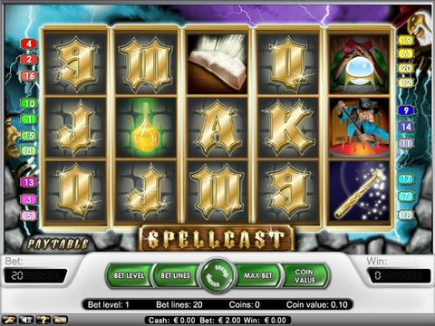 Spellcast Game Preview