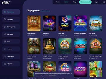 Spin Away Casino Software Preview