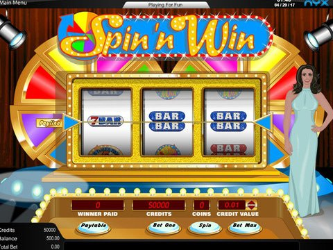 Spin N Win Game Preview