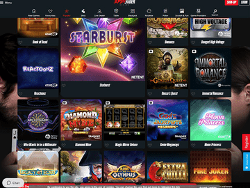 Spin Rider Casino Software Preview