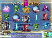 Spin Sorceress Game Preview