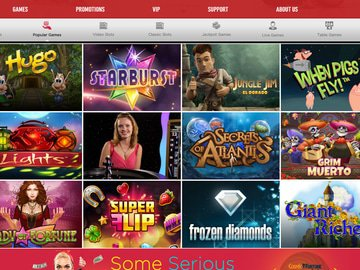 SpinIT Casino Software Preview