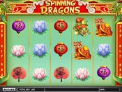 Spinning Dragons Game Preview