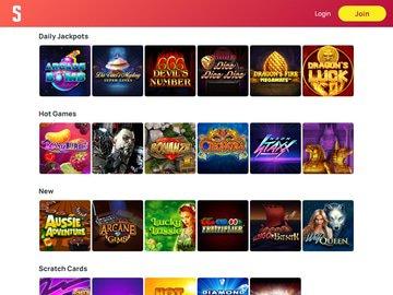 Spinzaar Casino Software Preview