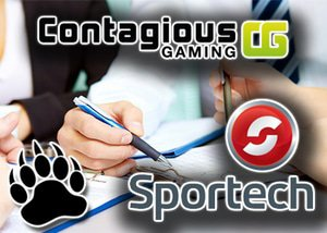 Contagious Gaming Confirms Interest To Acquire UK Rival Sportech