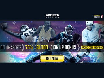 Sportsbetting Homepage Preview