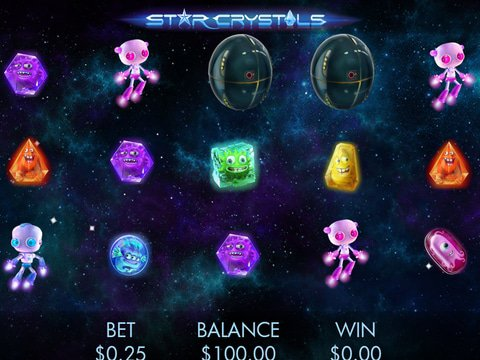 Star Crystals Game Preview
