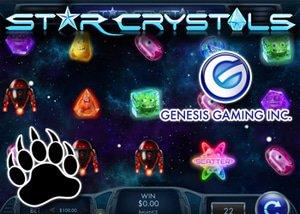 Star Crystals Slot Debut At SkyVegas