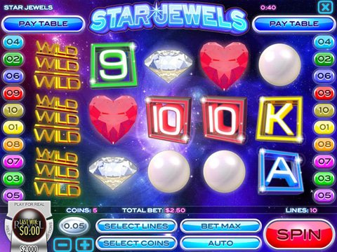 Star Jewels Game Preview