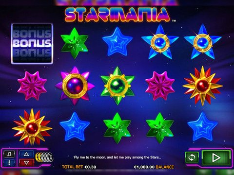 Star Mania Game Preview
