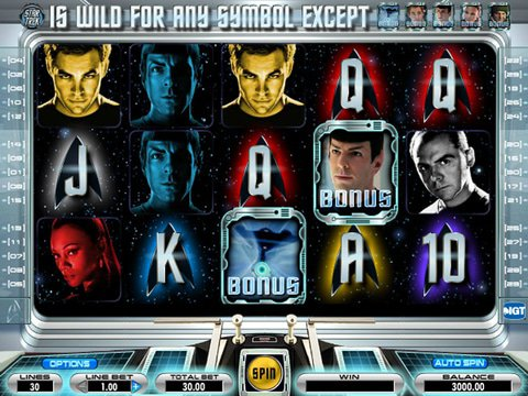 Star Trek Game Preview