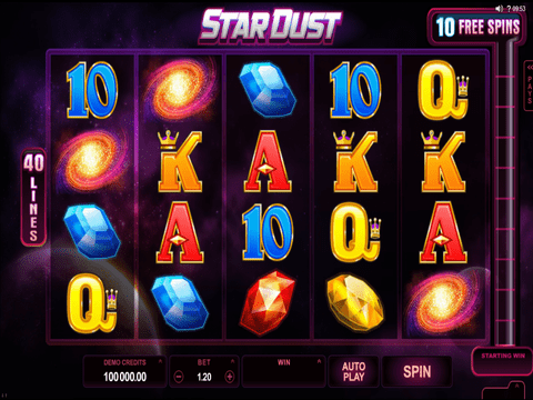 StarDust Game Preview