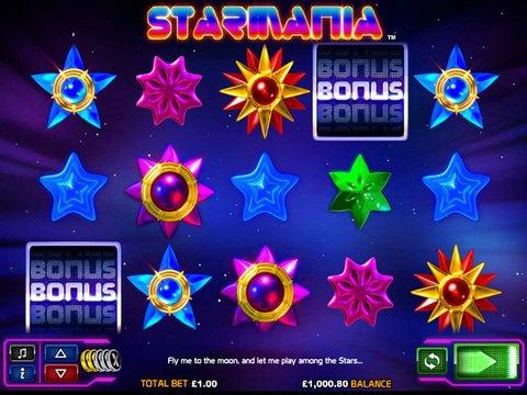 Play Starmania Free Play Slot Machine In Demo Mode