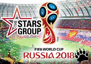 Enter Stars Group's £100 World Cup Promotion