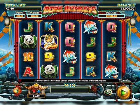 Spiele Stellar Jackpots With More Monkeys - Video Slots Online