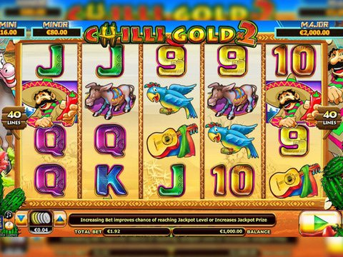 Stellar Jackpots with Chilli Goldx2 Game Preview