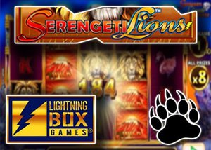 new stellar serengeti slot lightning box casinos