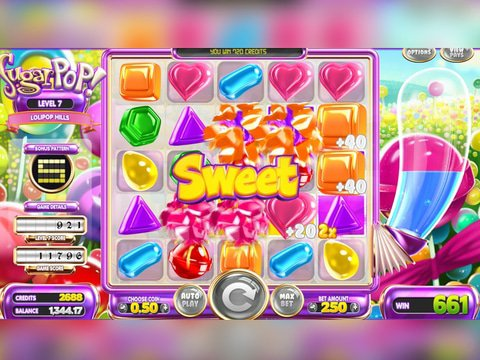 Sugar pop slot game good starting hands poker