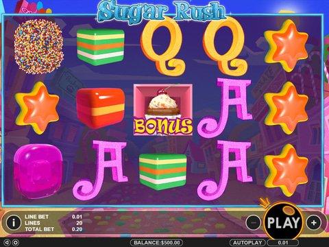 Sugar Rush Game Preview