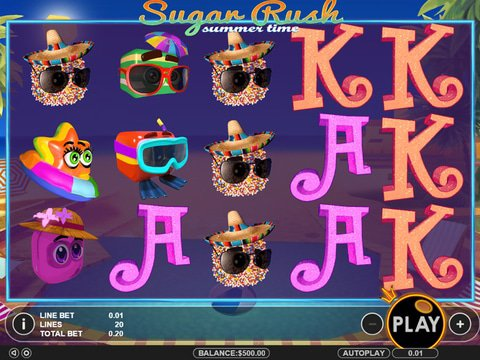 Play Sugar Rush Summer Time online with no registration required!