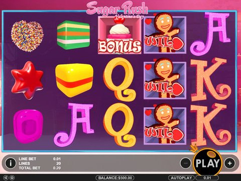Spiele Sugar Rush - Video Slots Online