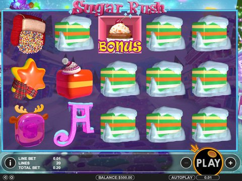 Sugar Rush Winter Game Preview