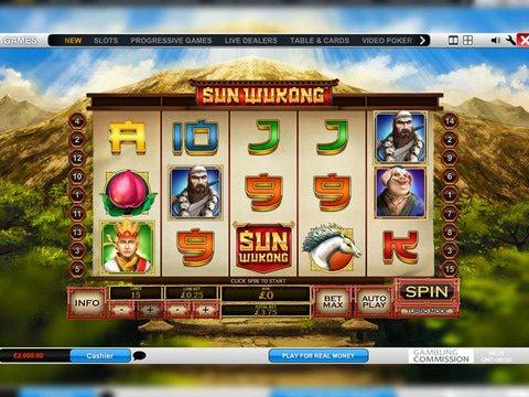 Sun Wukong Game Preview