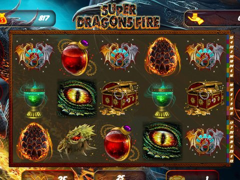 Super Dragons Fire Game Preview