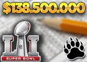 Betting on Sports Superbowl Li Broke Records