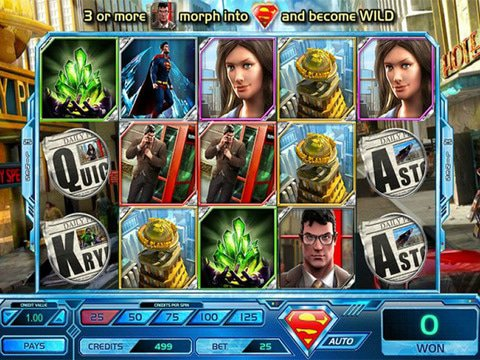 Superman Last Son of Krypton Game Preview