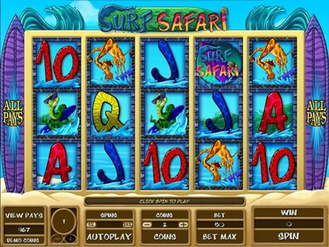Relax With The Soccer Safari Slots And No Download