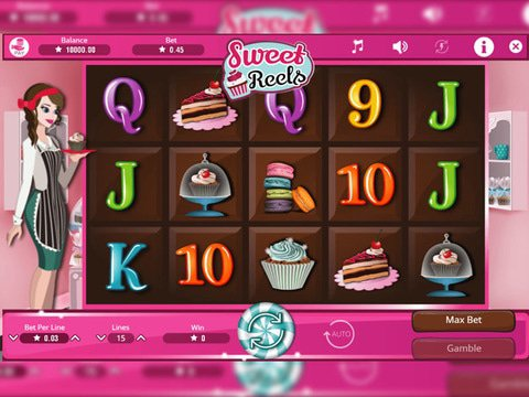 Sweet Reels Game Preview