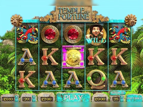 Temple of Fortune Game Preview