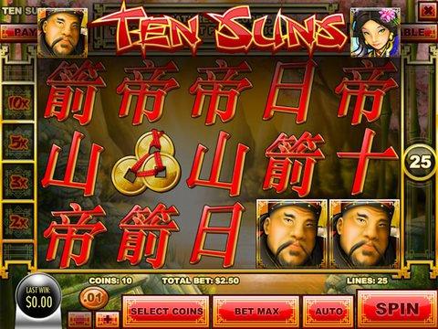 Ten Suns Game Preview