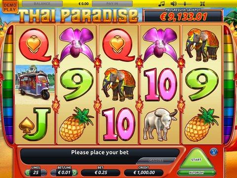 Thai Paradise Game Preview