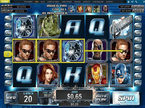 The Avengers Game Preview