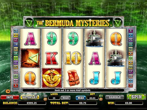 The Bermuda Mysteries Game Preview