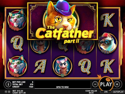 The Catfather Part II Game Preview