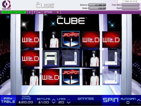 The Cube Game Preview