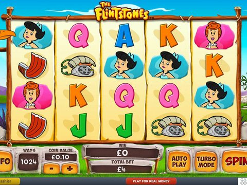 The Flintstones No-Download Slot Game Review