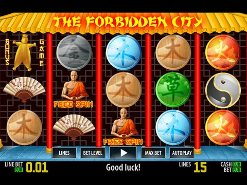 The Forbidden City HD Game Preview