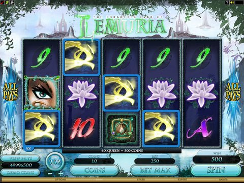 The Forgotten Land of Lemuria Game Preview