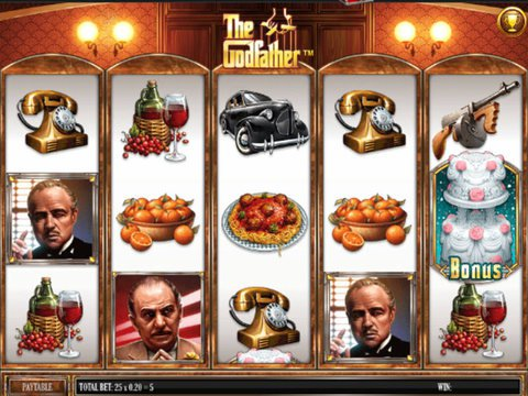 The Godfather Game Preview