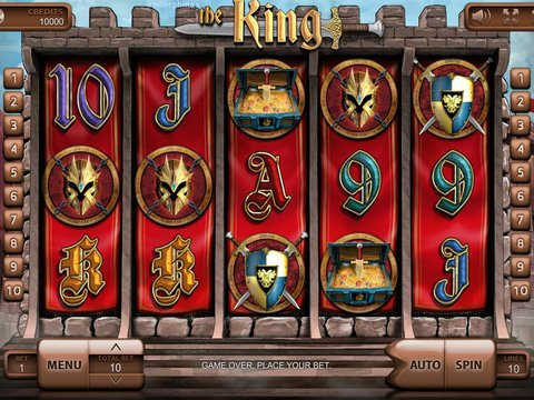 The King Game Preview