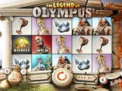 The Legend of Olympus Game Preview
