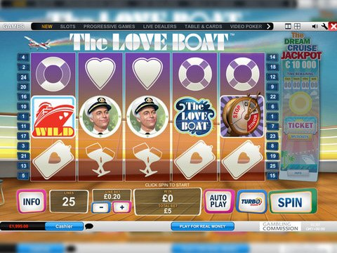 The Love Boat Game Preview