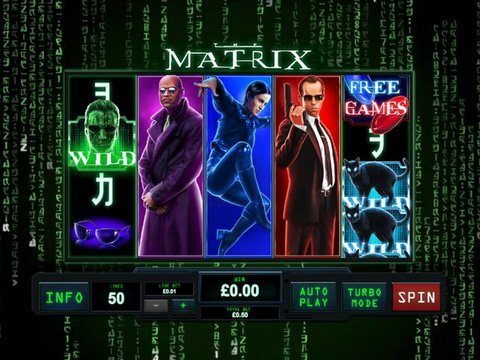 The Matrix Game Preview